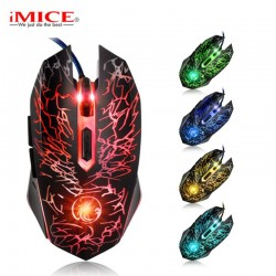 Mouse Gamer USB X5 iMICE
