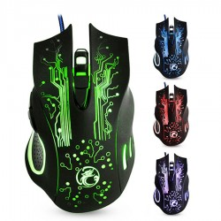 Mouse Gamer USB X9 iMICE