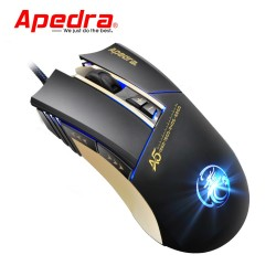 Mouse Gamer USB A5 Apedra