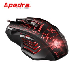 Mouse Gamer USB A7 Apedra