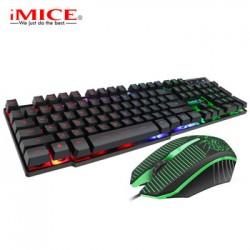 Kit Gamer iMICE KM-680 Teclado y Mouse