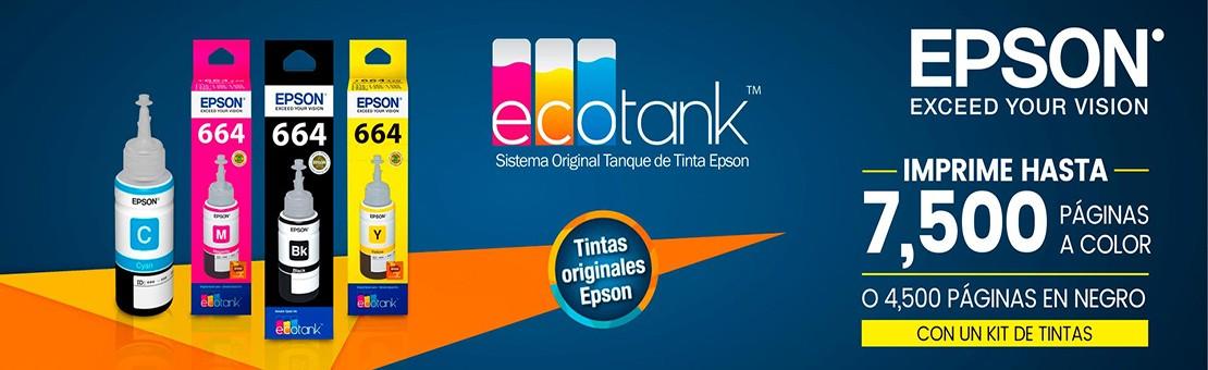 Tintas Ecotank